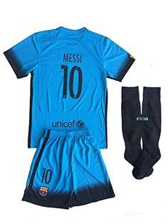 Astounding 14 15 Season Barcelona Third Away Green Color No 10 Messi Youth Short Hairstyles Gunalazisus