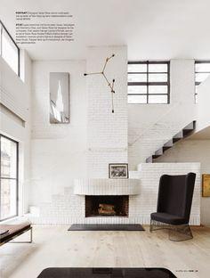 Méchant Studio Blog: minimalism in Tribeca