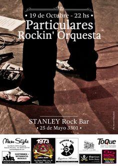 Particulares Rockin' Orquesta, Santa Fe 2012.
