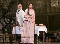 'Eugene Onegin' Opens Metropolitan Opera Season - NYTimes.com