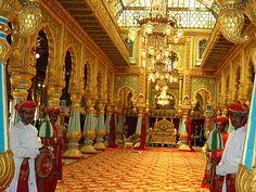 Mysore palace interior.4