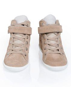 scarpe nike alte con strappo