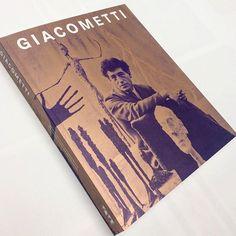 Giacometti - @tate / 10 May - 10 September 2017 at Tate Modern , London (UK) #giacometti #tate #tatemodern #london #exhibition #modernart #book #catalogue #art #museum #sculpture #contitipocolor #print #albertogiacometti #foundation #paris #photo #picoftheday