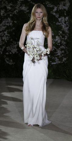 Robe de mariée Carolina Herrera