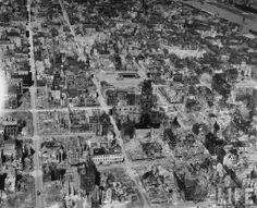 Mannheim, Germany 1945, by Margaret Bourke-White