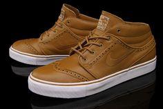 Nike SB Janoski Mid Premiums...wedding shoes?