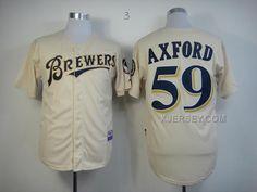 http://www.xjersey.com/brewers-59-axford-cream-jerseys.html Only$34.00 BREWERS 59 AXFORD CREAM JERSEYS Free Shipping!