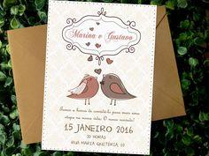 Convite 10x7 cm, feito em papel fotográfico, acompanha envelope e adesivo personalizado.    Pode ser feito em qualquer tema.    Obs: No tamanho 10x15 - 2,80