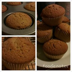 Recipe available at http://foodienotes.wordpress.com/2013/01/20/cappuccino-cupcakes/