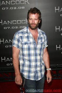 Thomas Jane. God, he'd be perfect on the end of a popsicle stick or something.  I need serious help.