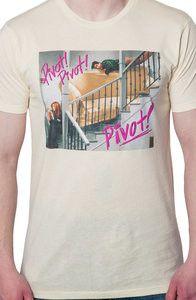 Pivot Pivot Pivot Friends Shirt: Hilarious Ross and Rachel Couch Shirt