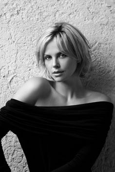 Charlize Theron aka Tara Fielding from my novel 'Far From the Tree'. www.faykeenan.com