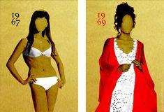 5 DECADES OF BOND GIRLS: LOVE & LET DIE