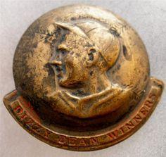 Dizzy Dean Winners Baseball Vintage Pin by TheJewelryLadysStore, $19.00