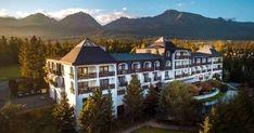 Hotel Hubert **** - Gerlachov Mansions, House Styles, Home Decor, Decoration Home, Manor Houses, Room Decor, Villas, Mansion, Home Interior Design