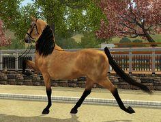 Sims 3 Horse Gorgous