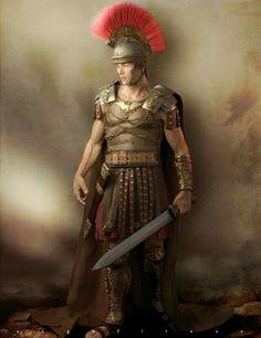 El centurión romano, San Longinis.