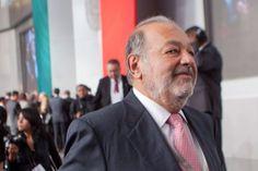 Multa Colombia a Slim con 45 mdd por limitar libre competencia.  Carlos Slim, empresario. Foto: Miguel Dimayuga