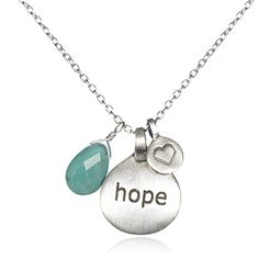 Satya Jewelry Hope, Love, and Healing Necklace