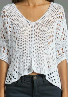 Blusa blancs