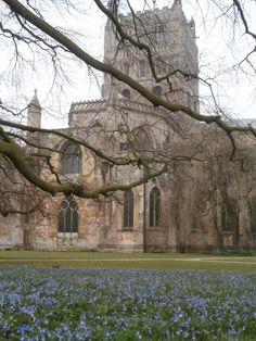 Tewkesbury Cathedral UK