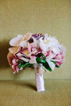 Tropical bouquet - Kauai Destination Wedding