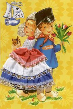 Dutch♥postcard