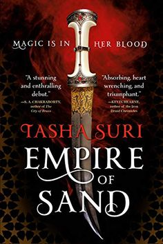 """Read """"Empire of Sand"""" by Tasha Suri available from Rakuten Kobo. A nobleman's daughter with magic in her blood. An empire built on the dreams of enslaved gods. Empire of Sand is Tasha S. Naomi Scott, Fantasy Romance, Fantasy Books, Comfort Zone, Kansas City, Lush, Wrath And The Dawn, The Winds Of Winter, Up Book"""