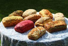 20 Different Flavors of Bread Pan Bread, Empanadas, Grill Pan, Hummus, Sausage, Grilling, Keto, Squash Zucchini Recipes, Noodle
