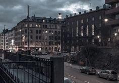 Stockholm | City Street - Stockholm Suspended | ateljé Lyktan