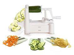 Spiralizer Tri-Blade Vegetable Slicer, Strongest-and-Heav... https://www.amazon.co.uk/dp/B00GRIR87M/ref=cm_sw_r_pi_dp_Hz.xxbF8TXG9Y