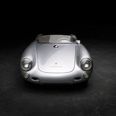 Fancy - Porsche 550 Spyder   iainclaridge.net