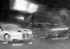 Shadowrun Car Wars Street Race by raben-aas.deviantart.com on @deviantART