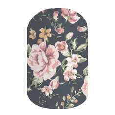 Dusty Floral-I love love love floral nails and Jamberry has made it so I can perfect floral nails! These are my favorite new floral wrap :)