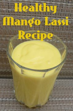 Cooking with Kids: Low Fat Mango Lassi Recipe - Home - LocalFunForKids Best Blogs for Local Fun, Easy Recipes, Crafts & Motherhood