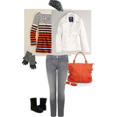 """""""Cute Girl Fall"""" by radsstylebook on Polyvore"""