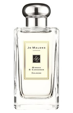 """Jo Malone London """"Mimosa+&+Cardamom"""" Cologne available at Nordstrom- ooh, cardamom is one of my favorite smells!"""