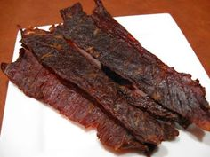 The Fast Metabolism Diet: Homemade Beef Jerky: The Fast Metabolism Diet Phase 2