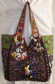 Banjara sac Patchwork, Tribal sac, sac Gypsy, ethnique Boho, Tote Antique, sacs Designer authentique, indien sacs ethniques gros sacs