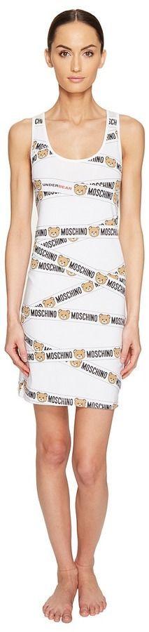 Moschino Underbear Nightgown