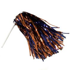 af6f4b049d036 Metalic Pom Poms by Moonseed are a must have for every sporting event.