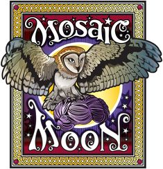 Mosaic Moon Used in Winter 2016 kit and Spring 2019 kit