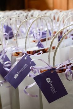 Wedding Expo Gift Bags : ... goody bags at one of the many wedding shows we attend each year