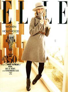 diane keaton - love her style