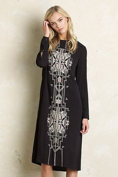 Anthropologie EU Day Birger et Mikkelsen Porico Dress