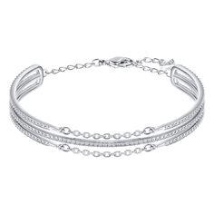 FINE Collection  #Bracelet #Crystals #FallWinter #JewelleryDesigner #Swarovski