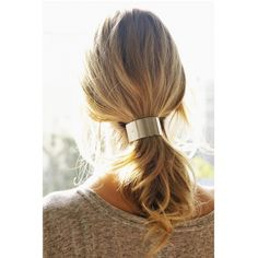 hairclip for ponytail