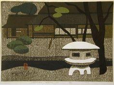 Kiyoshi Saito: Katsura, Kyoto (Design D) - Art Gallery of Greater Victoria