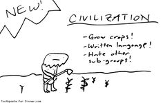 Toothpaste For Dinner by @drewtoothpaste - new civilization