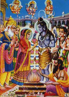 shiva-parvati-wedding
